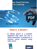 ppt of mobile tech.