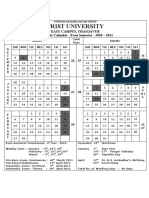 Academic Calendar 2010-11-ES