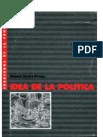 IDEA DE LA POLÍTICA