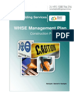 WHS-Construction-Safety-Plan-Generic-Sample