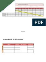 TECVIM - Cronograma e Plano de Ação - Modelo