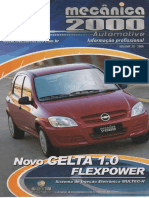 Celta 1.0 Flex Power - Mecânica 2000