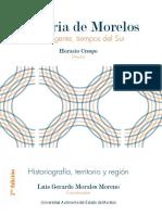 BG.HM.UAEM.2018. Historia de Morelos. Tomo I