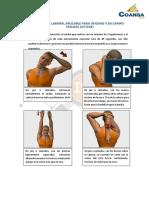 Boletín Gimnasia Laboral Oficinas COANSA DEL PERÚ