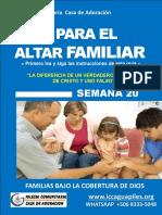 Semana 20. ALTAR FAMILIAR ICCA vertical2020