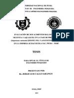 tesis , base para gestion