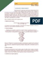 Aproximación a una didáctica del flamenco - CANTES A COMPAS MIXTO