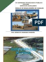 SESION 01-1 DISEÑO DE CANALES