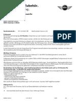 EBA Xenon-Licht Xenon Scheinwerfer Nachrüstung - R55, R56