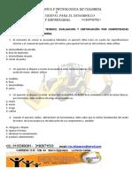1   Evaluacion-Excavadora- ITTC, Estudiantes