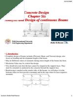6. Design of Continuous Beams.pdf