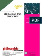 Les Français et la démocratie