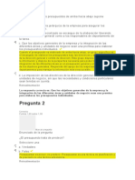 eva. unidad 1 direccion financiera