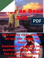 230 - Amigo de Deus