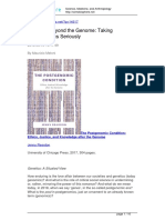 after and beyond the genome