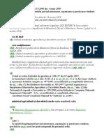 Ordin 353-2008, privind Regulamentul de practicare a vanatorii.doc