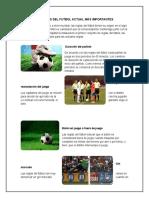 10 REGLAS DEL FUTBOL ACTUAL MÁS IMPORTANTES