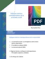 Enfoques de Economia Social - Jorgelina Flury