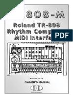 tr808 midinterface