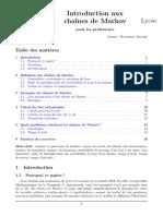 210848915 Markov cours de lxcée.pdf