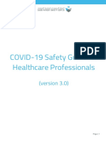 COVID-19 Safety Guide for Healthcare Workers version 3.0