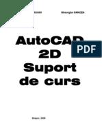 AutoCAD 2D (suport de curs) [PDF]
