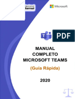 Manual Completo Microsof Teams