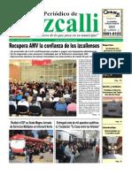 Periódico de Izcalli, Ed. 629, Enero de 2011