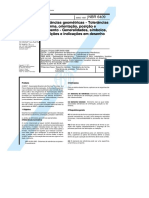 NBR 6409 - Tolerancias geometricas