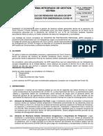SSYMA-D06.07 Manejo de Residuos Sólidos de EPP COVID19 V01