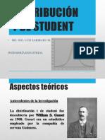 DISTRIBUCION-T-STUDENT