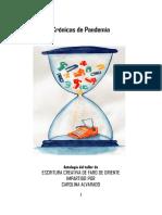 Antología Crónicas de pandemia -3