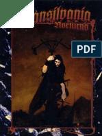 vampiro edad oscura - transilvania nocturno