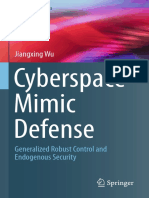 Cyberspace Mimic Defense