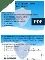 SESIÓN N° 14- CIRCUITOS ELECTRICOS (1)