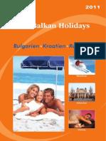 Balkan Holidays 2011