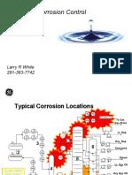 Corrosion Crude Unit