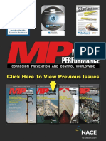 Mat. Perf. Corrosion Prevention