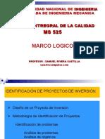 GESTION DE LA CALIDAD MARCO LOGICO UNI
