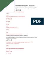 CORREÇÃO DOS EXERCÍCIOS DE MATEMÁTICA  8°C ANO 15-07-2020
