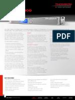 CDT-5141D-3_ ViBE CP6000 Contribution Platform_Data Sheet