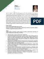 CV MARY JIMENEZ