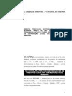 1.2 - INICIAL COM TUTELA - JUSTIÇA COMUM - PESSOA FÍSICA