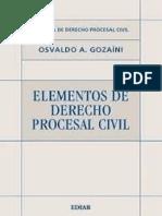 Elementos de derecho procesal civil. 2015. Gozaini.pdf