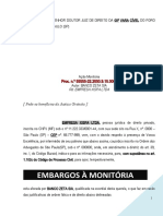 embargos_acao_monitoria_ausencia_documento_essencial_preliminar_cheque_especial_contrato_abertura_credito_modelo_372_BC350(1)