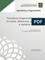 ML-Funciones trigonométricas de la suma, diferencia, producto-U9