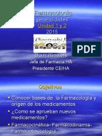 2015 Farmaco 1ra y 2da