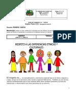ETICA  GUIA Nº 1  EL RESPETO GRADOS  7-1, 2 Y 3  junio -julio 2020 Reinerio - copia
