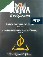 15 Aviva o fogo do dom, conservando a doutrina - Pr Daniel Nunes