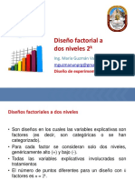 Sesión 11 - Diseño factorial 2k